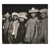 Mexican Revolutionaries, C.1914 Impression giclée