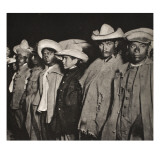 Mexican Revolutionaries, C.1914 Giclee Print