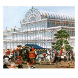Paxton's Crystal Palace Giclee Print by John Keay