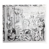 Martyrdom of the Carthusians Giclee Print