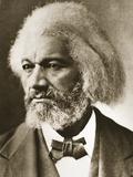 Frederick Douglass Impression giclée par Mathew Brady