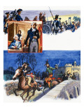 Spies and the French Revolution Giclee Print by Eric Parker