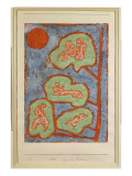 Figurative Leaves, 1938 Gicl&#233;e-Druck von Paul Klee
