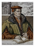 Thomas Muntzer, C.1600 Giclee Print by  German School