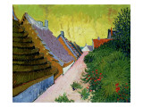 Mas at Saintes-Mairies, 1888 Giclee Print by Vincent van Gogh