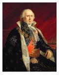 Charles-Francois Lebrun Giclee Print by Francois Pascal Simon, Baron Gerard