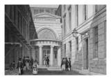 Stock Exchange, London Premium Giclee Print by  Shepherd