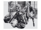 Johann Sebastian Bach Giclee Print by C.l. Doughty