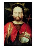 Trinitarian Christ, C.1500 Giclee Print by  Flemish School