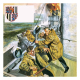 Roll of Honour: Supremo Giclee Print by Ron Embleton