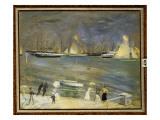 Cowes Regatta, C.1896 Giclee Print by Paul César Helleu