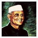 Lal Bahadur Shastri Giclee Print by English School 