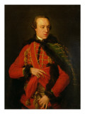 Portrait of Stephen Beckingham Gicle-tryk af Pompeo Batoni
