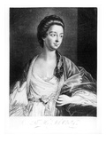 Elizabeth Chudleigh Giclee Print by  English School