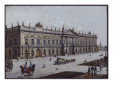 The Armoury, Berlin Giclee Print by F.A. Calau