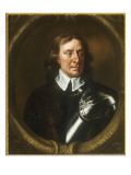 Portrait of Oliver Cromwell Giclee Print by Sir Peter Lely