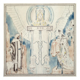 The Christmas Angel Giclee Print by Fernand Khnopff