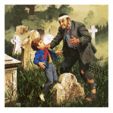 Dickens's Great Expectations Giclee Print by Jack Keay