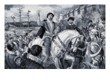 Sir Francis Drake Giclee Print by Paul Rainer