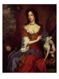 Portrait of Mary of Modena Giclee Print by William Wissing