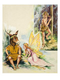 Midsummer Night's Dream Giclee Print by Henry Fox