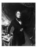 Sir George Staunton, 1839 Giclee Print by William Overend Geller