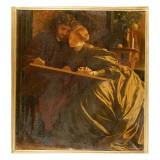 Painter's Honeymoon, C.1864 Giclée-Druck von Frederick Leighton