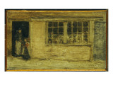 The Shop Window, C.1885-90 Giclee Print by James Abbott McNeill Whistler