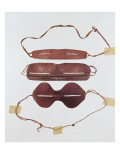 Inuit Sun/Snow 'Glasses' Giclee Print by Inuit School