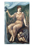 Earth Mother, 1882 Giclee Print by Edward Burne-Jones