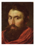 Portrait of the Artist as Mars Giclee Print by Giovanni Lorenzo Bernini
