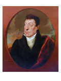 The Marquis De La Fayette, 1825 Giclee Print by Morse 