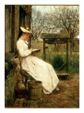 Leisure Hours, 1877 Giclee Print by John Robertson Reid