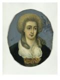 Johanna Elisabeth Mencken Giclee Print by  German School