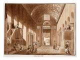 Santa Maria in Cosmedin, 1833 Giclee Print by Agostino Tofanelli