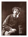 Charles Garnier, 1867 Giclee Print by  Nadar