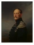 Nicholas I, 1852 Giclee Print by Franz Kruger