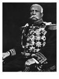 Porfirio Diaz of Mexico, C.1910 Premium Giclee Print by Pablo Viau