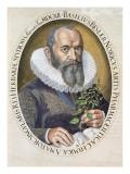 Portrait of Basil Besler Giclee Print by  German School