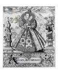Eliza Triumphans, 1589 Giclee Print by William Rogers