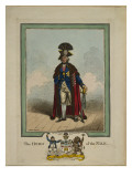 The Hero of the Nile, 1878 Giclee Print by James Gillray