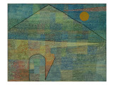 Ad Parnassum, 1932 Giclee Print by Paul Klee