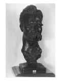 Bust of Friedrich Nietzsche Giclee Print by Max Klinger