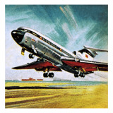 British European Airways or Bea Giclee Print by  Escott