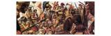 Battle of Thermopylae Giclee Print by Alberto Salinas