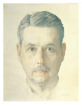 Self Portrait, 1921 Giclee Print by Konstantin Andreevic Somov