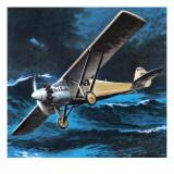 Spirit of St Louis Giclee Print by Wilf Hardy