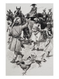 East India Company Giclee Print by C.l. Doughty