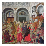 The Massacre of the Innocents Giclee Print by  Matteo Di Giovanni Di Bartolo