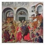 The Massacre of the Innocents Giclee Print by  Matteo Di Giovanni Di Bartolo